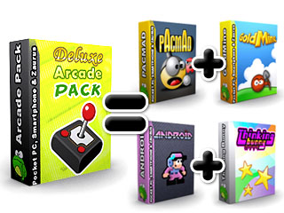 Deluxe Arcade Pack for Pocket PC